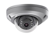 Уличная купольная IP-видеокамера для транспорта HIKVISION DS-2CD6520DT-I
