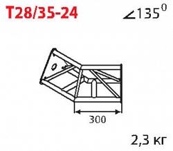Стыковочный угол IMLIGHT T28/35-24