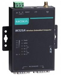 Компактный встраиваемый компьютер MOXA W325A-LX