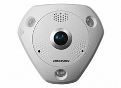 Купольная IP-видеокамера HIKVISION DS-2CD63C2F-IS