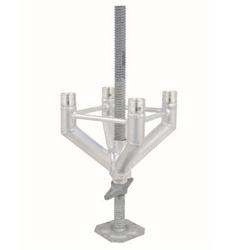 Регулируемая алюминиевая конструкция DURATRUSS DT 34-Niveler Foot