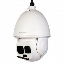 Уличная поворотная IP видеокамера Honeywell HDZ302LIW