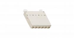 Кассетный модуль-вставка NIKOMAX NMC-CJ06SE2-1S-MT