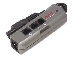 Сетевой фильтр APC для ноутбуков с защитой от импульсных помех APC 100–240 В PNOTEPROC8-EC