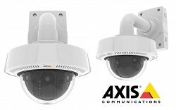 Купольная уличная IP камера 180°Axis Q3709-PVE(0664-001)