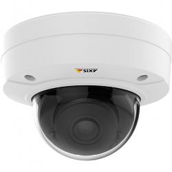 Купольная вандалозащищенная IP-видеокамера AXIS (0759-001)