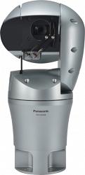 Уличная антивандальная скоростная поворотная IP видеокамера Panasonic WV-SUD638-H