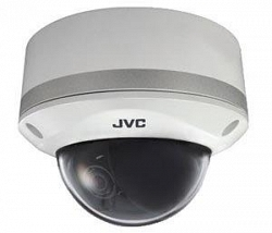 Купольная IP видеокамера JVC VN-H257VPBU(EX)