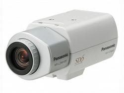 Panasonic WV-CP600/G  корпусная камера