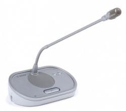 Дискуссионный пульт, с длинным микрофоном, светлый BOSCH DCN-DISL-L