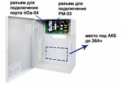 Блок резервного питания СКАТ-1200Д исп.2