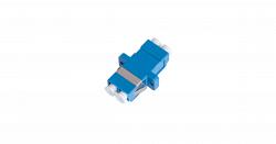 Адаптер волоконно-оптический NIKOMAX NMF-OA2SM-LCU-LCU-2