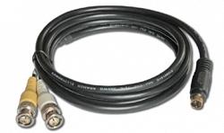 Переходный кабель S-Video на 2 BNC Kramer C-SM/2BM-1