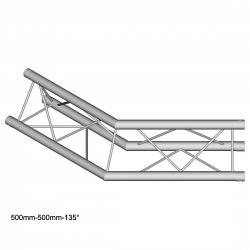 Металлическая конструкция Dura Truss DT 23 C23-L135 135