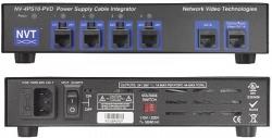 4-канальный кабельный интегратор      NVT        NV-4PS10-PVD