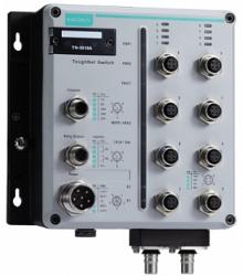 Управляемый коммутатор MOXA TN-5510A-2GLSX-ODC-WV-T
