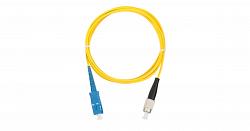 Шнур волоконно-оптический NIKOMAX NMF-PC1S2C2-SCU-FCU-001