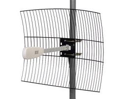Антенна направленная сегментно-параболическая Beward Parabolic 2400-27