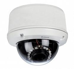 Купольная IP видеокамера D-Link DCS-6510/EP