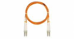 Шнур волоконно-оптический NIKOMAX NMF-PC2S2C2-LCU-LCU-001