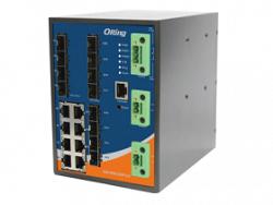 IGS-P9812GP-LV Идустриальный Ethernet Switch
