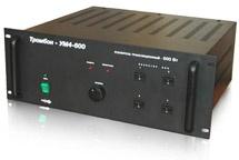 Усилитель мощности ном/пик 600/1000Вт ТРОМБОН-УМ4-600