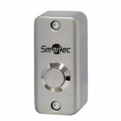 Кнопка металлическая, накладная, НР контакты, размер: 60х29х25 мм Smartec ST-EX012SM
