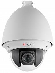 Уличная скоростная поворотная TVI видеокамера HiWatch DS-T255 (4.0 - 92.0, 23х)