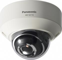 Купольная IP видеокамера Panasonic WV-S2110
