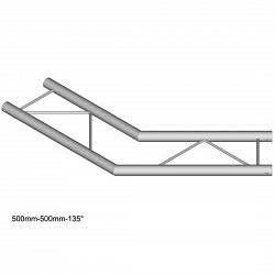 Металлическая конструкция Dura Truss DT 22 C23H-L135   135