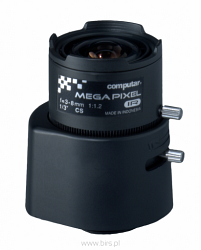 3-х мегапиксельный варифокальный объектив AG3Z3112FCS-MPIR