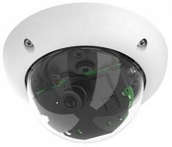 Уличная купольная IP видеокамера Mobotix MX-D25M-Sec-D***-F1.8