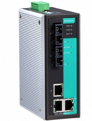Коммутатор MOXA EDS-405A-MM-SC-T