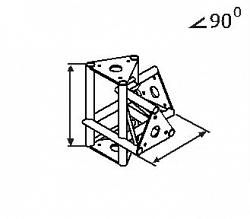 Стыковочный узел IMLIGHT T40N/31-44