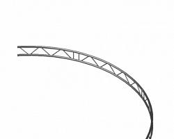 Ферма алюминиевая DURATRUSS DT 32V-Circle Part-8m-45dgr