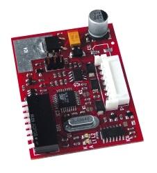 Videotec  DTWRX - плата телеметрии для управления стеклоочистителем и помпой