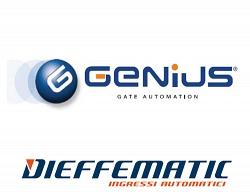 Плата блока управления Genius Brain 16