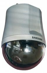 Цветная высокоскоростная купольная видеокамера Samsung SPD-2300P