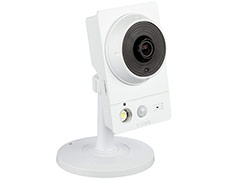 Беспроводная HD-видеокамера D-Link DCS-2136L