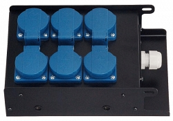 Коробка IMLIGHT BRM-3-DMX