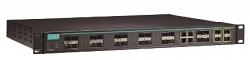 Управляемый Ethernet-коммутатор MOXA ICS-G7828A-20GSFP-4GTXSFP-4XG-HV-HV