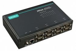 8-портовый асинхронный сервер MOXA NPort 5650I-8-DTL-T