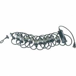 Гирлянда American DJ Flash Rope (strobe chain)