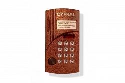 Вызывная панель аудиодомофона ЦИФРАЛ CCD-2094.1 М/Р