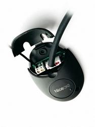 Приемник внешний универсальный с ретранслятором, 2-х канальный -   NICE   OX2T