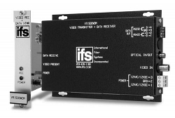 Интегрированный передатчик видеосигнала IFS VT1500WDM-PELCO