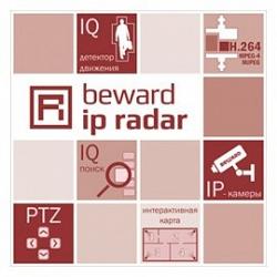 IP Radar Beward для 1 IP-видеокамеры