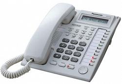 Телефон системный Panasonic KX-T7730RU