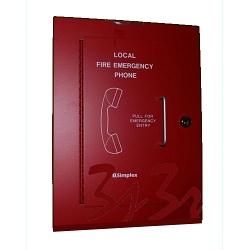 Телефон в коробке монтаж поверхностный - Simplex 2084-9006