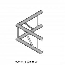 Металлическая конструкция Dura Truss DT 32 C21V-L90 90